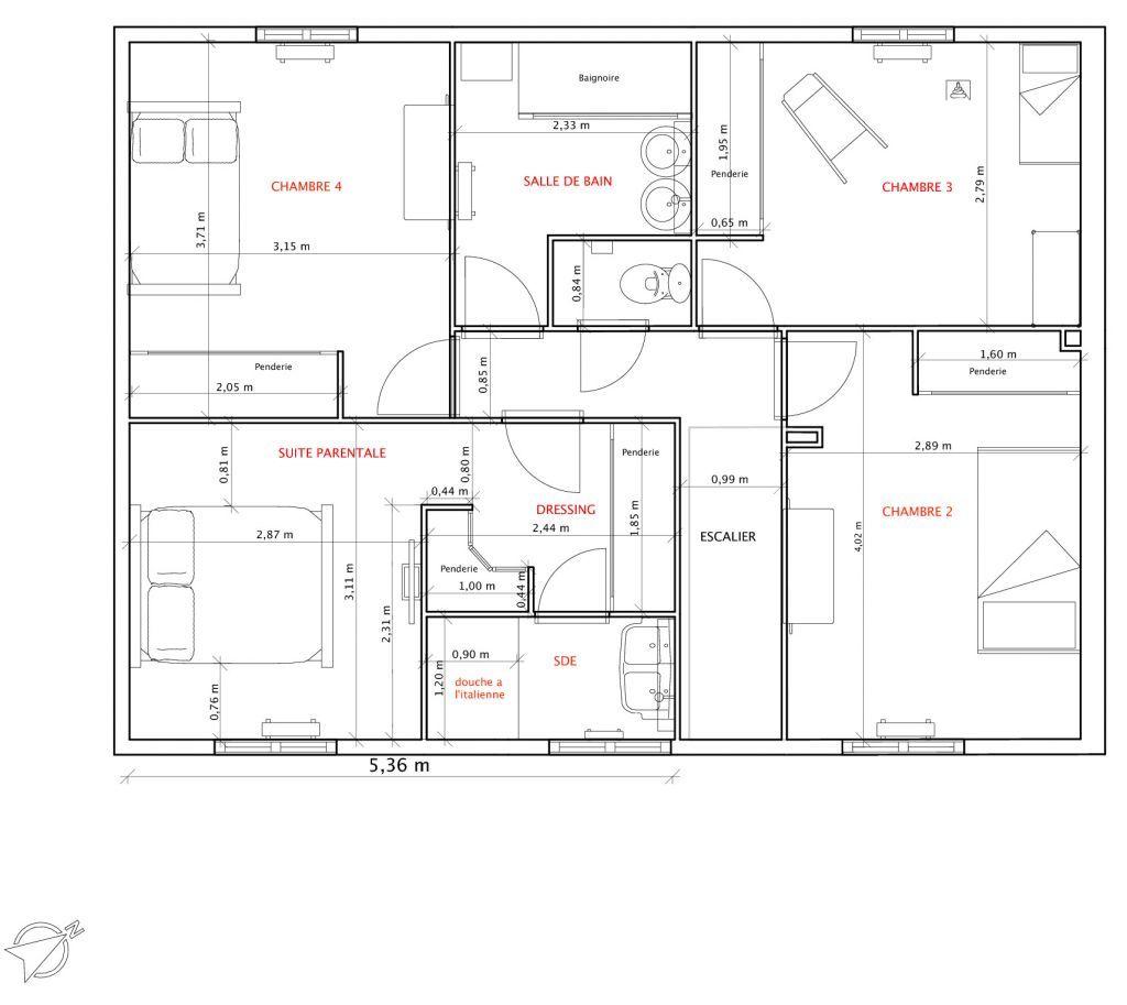 Idée d'aménagement sur plan du 12er étage   How to plan, Apartment ...