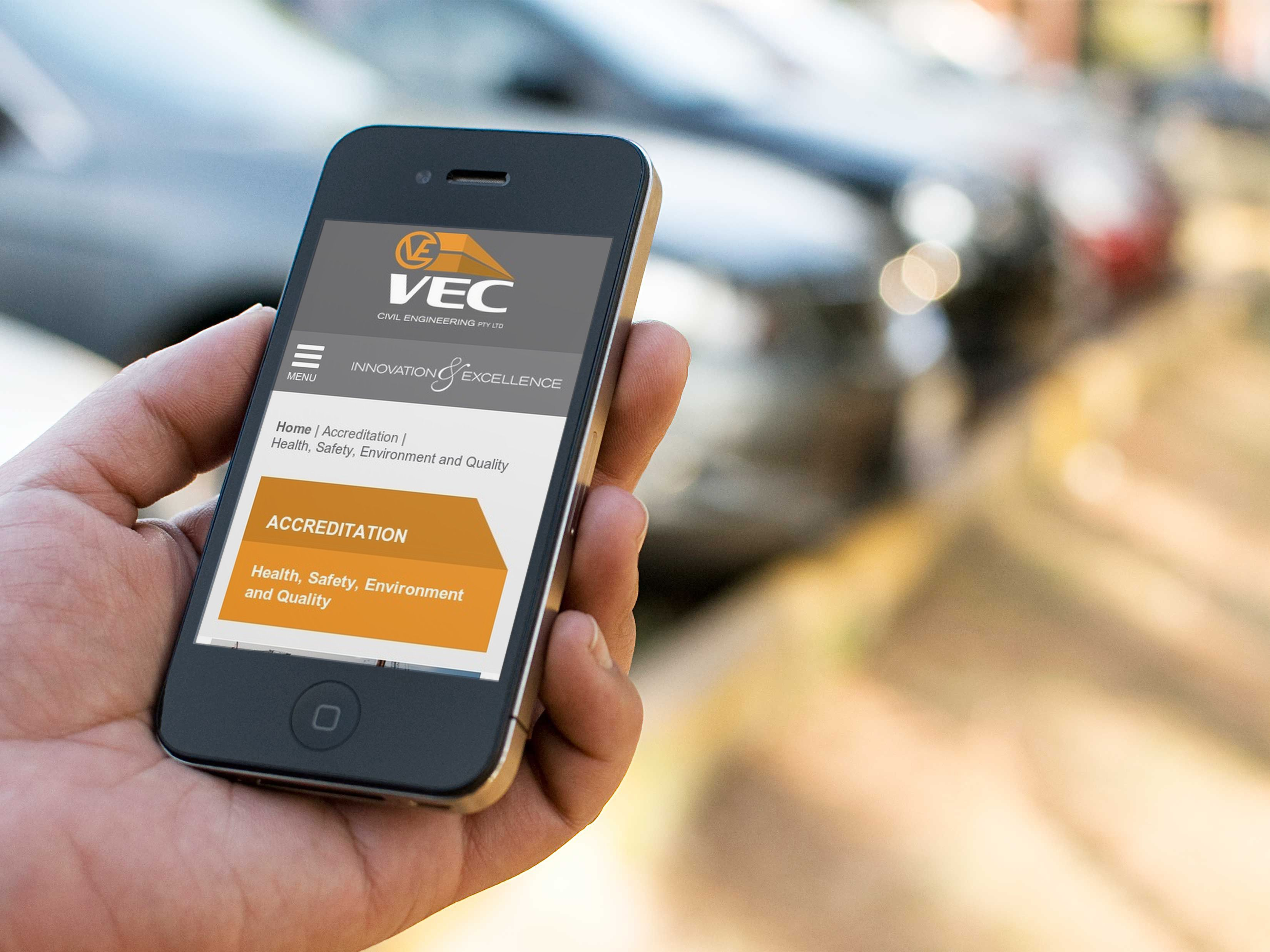 Past Project VEC Civil Engineering. VEC has committed the