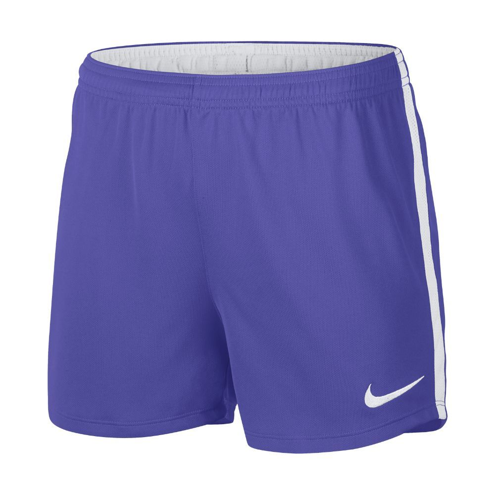 Nike Dry Academy Women's Soccer Shorts Size Medium (Purple