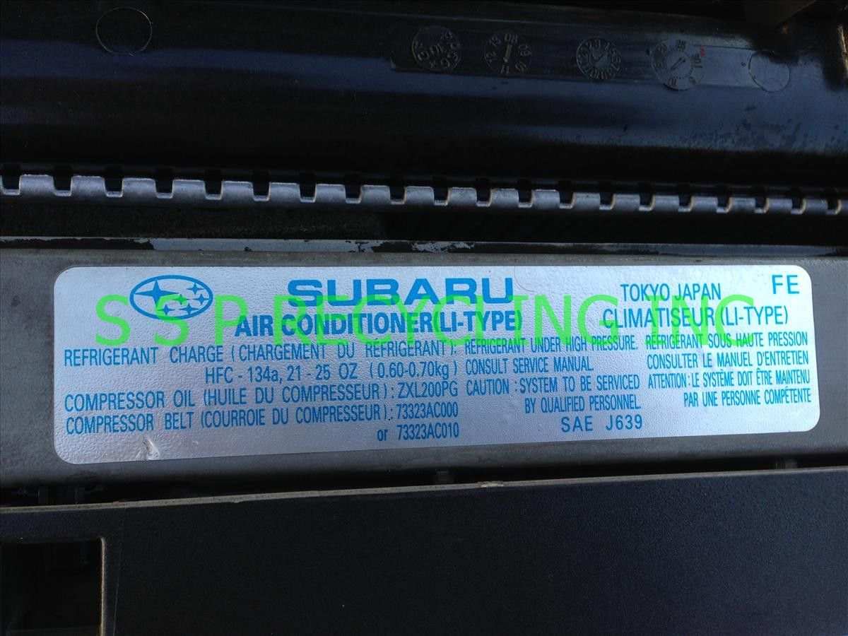 2001 Forester Stock 13 025 New Arrival Being Parted Out Come Check Us Out At Www Sspparts Com Parts Carparts Diyrepair S Subaru Used Car Parts Car Parts