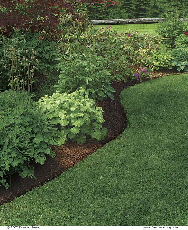 Create Perfect Edges For Your Beds And Borders.but, I Am Not Sure I Want  Perfect Edges?