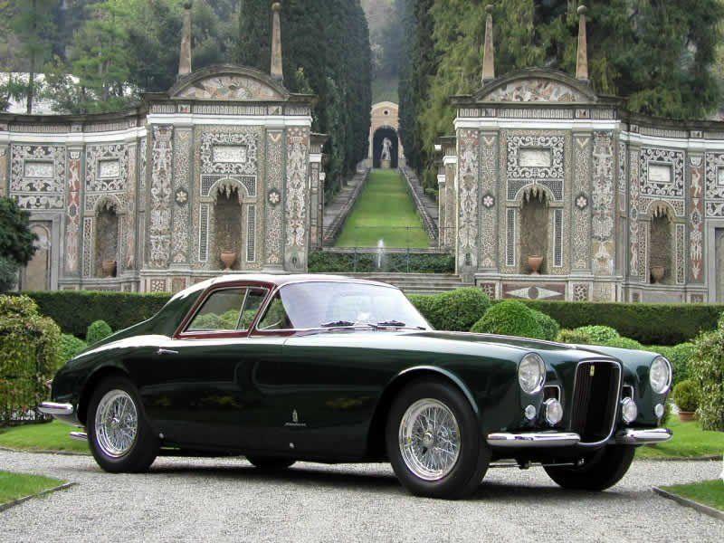 Last of the famous, international playboys: 1954 Ferrari 374 America Coupe Speciale Agnelli