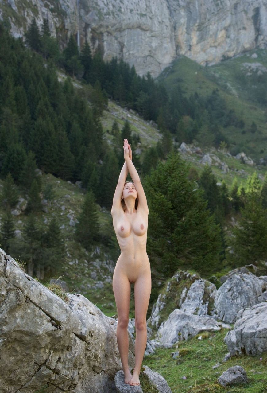 Nature nude picture
