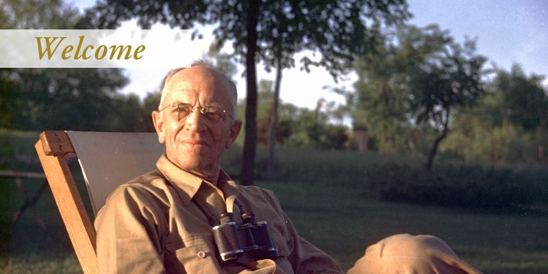 Aldo Leopold Foundation - Aldo Leopold was a conservationist, forester, philosopher, educator, writer, and outdoor enthusiast.