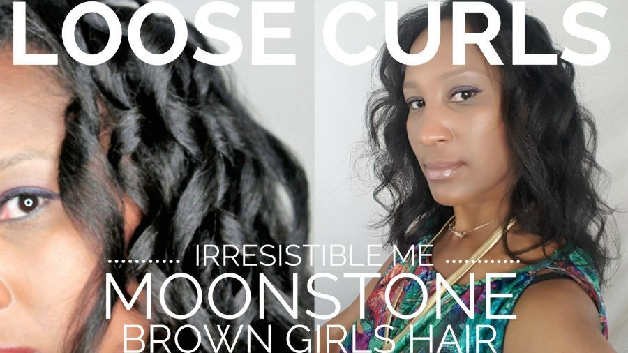 My Loose Curls by @irresistiblemeo http://www.browngirlsstyle.com/use-irresistible-automatic-steam-curler/#curlyhair #hairstyles