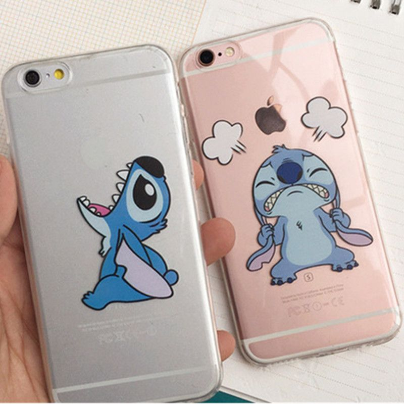 custodia iphone 7 stich