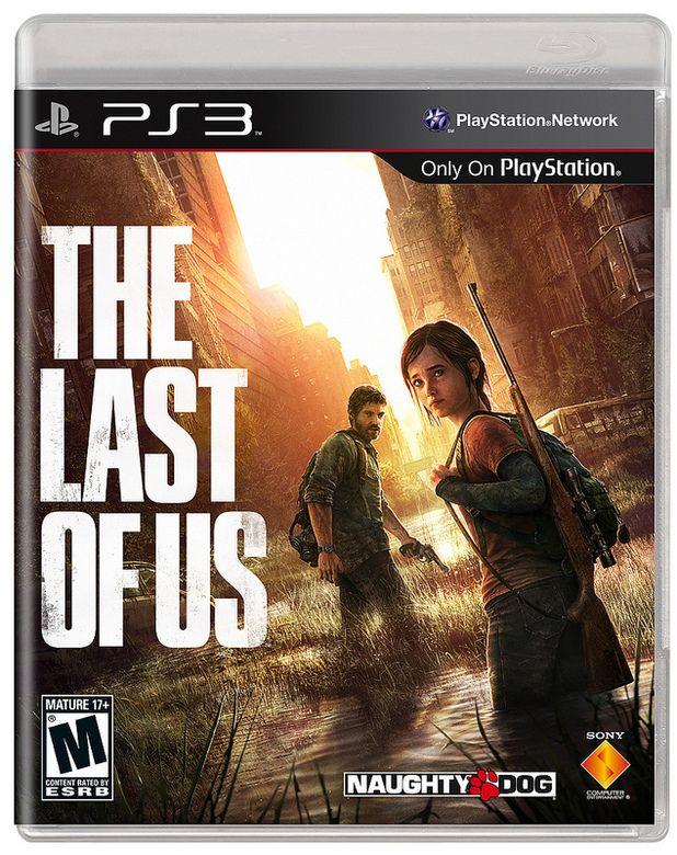 The Last Of Us Box Artwork Revealed Pre Order Bonuses Announced
