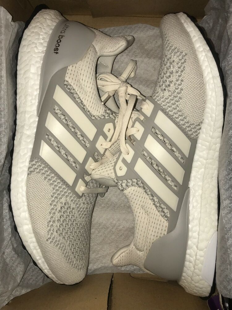 346122dbf44 Mens Deadstock Cream Ultraboost LTD  fashion  clothing  shoes  accessories   mensshoes  athleticshoes (ebay link)