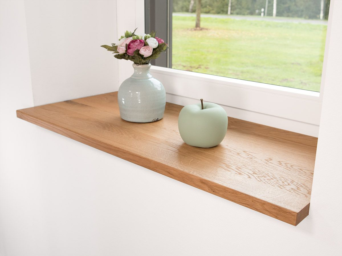 Window Ledge Shelf Love This As An Accent Fensterleiste Zuhause Diy Fensterbanke Holz