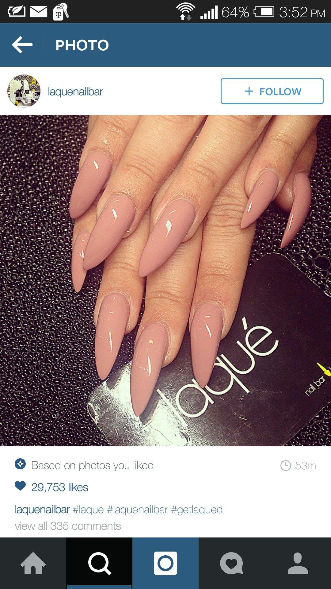 Pin by Esosa Osagie on Nails | Pinterest | Natural nails