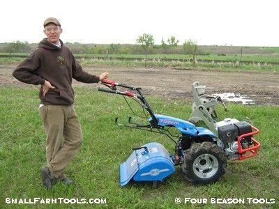 Machinery Small Farm Tools Ecologie Micro Ferme