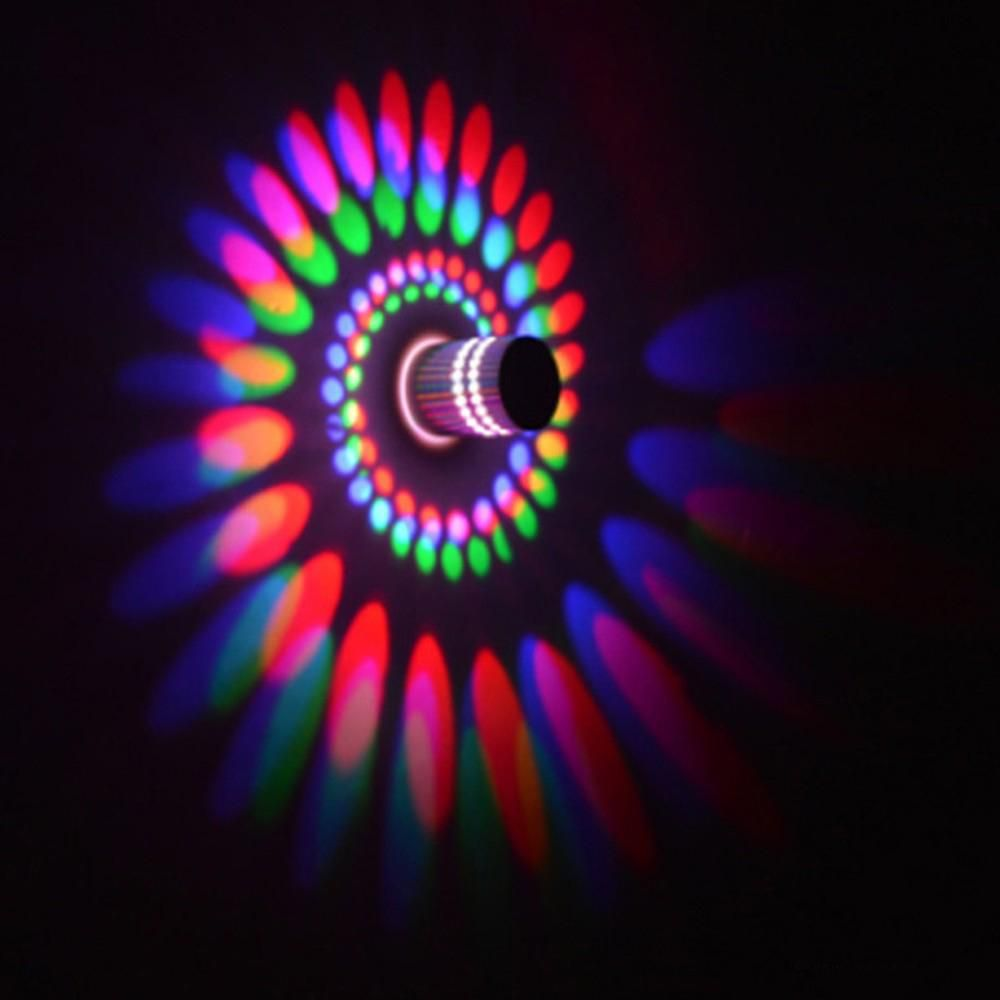 Lighting Rgb Low Indoor Lights Rgb Spiral Light Lamp Indoor Lighting Home