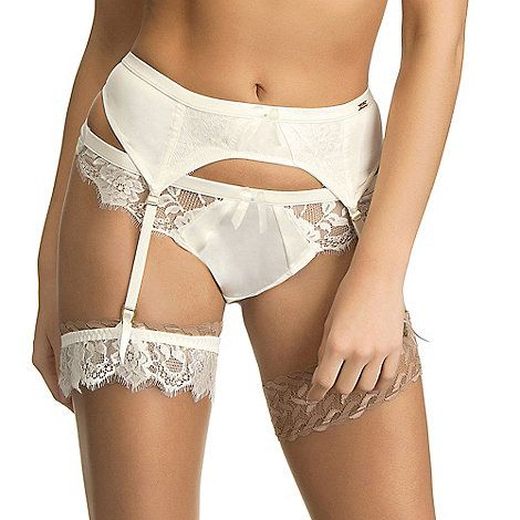 Ultimo Ivory  Eternità  bridal suspender belt  be8d096ff