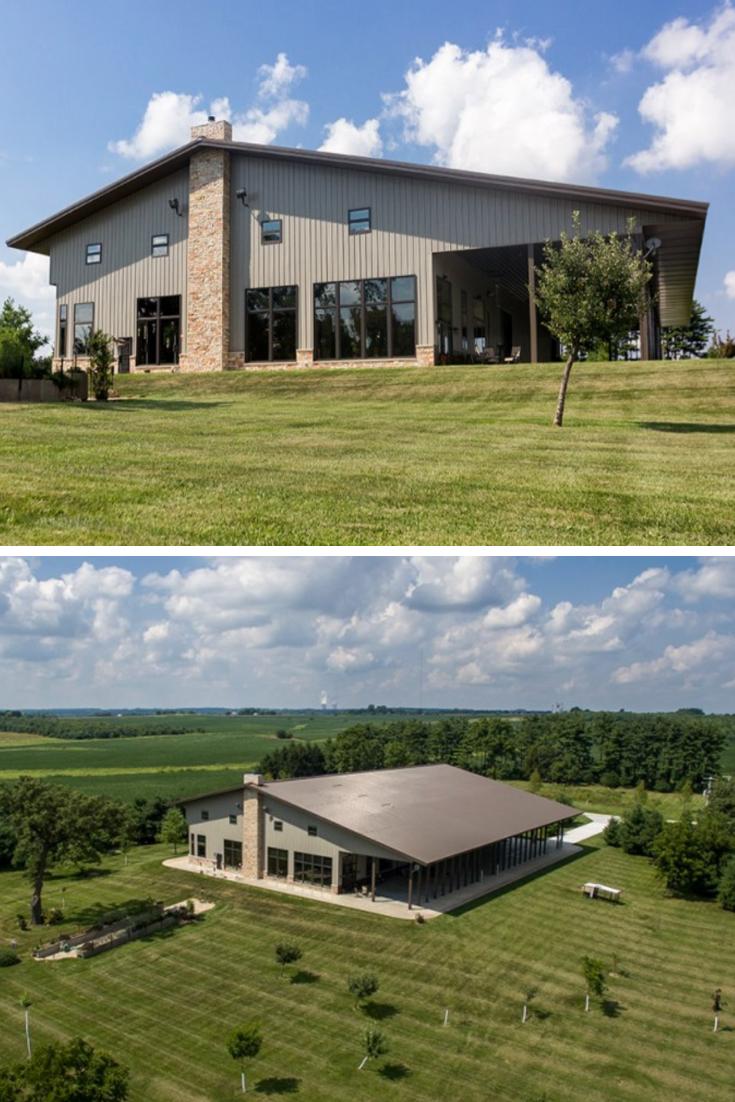 100+ Award Winning Metal Building Homes Metal buildings