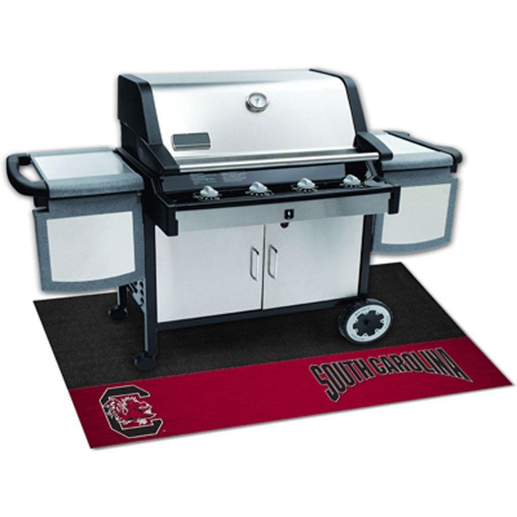 South Carolina Gamecocks Bbq Grill Mat Bbq Grill Grill
