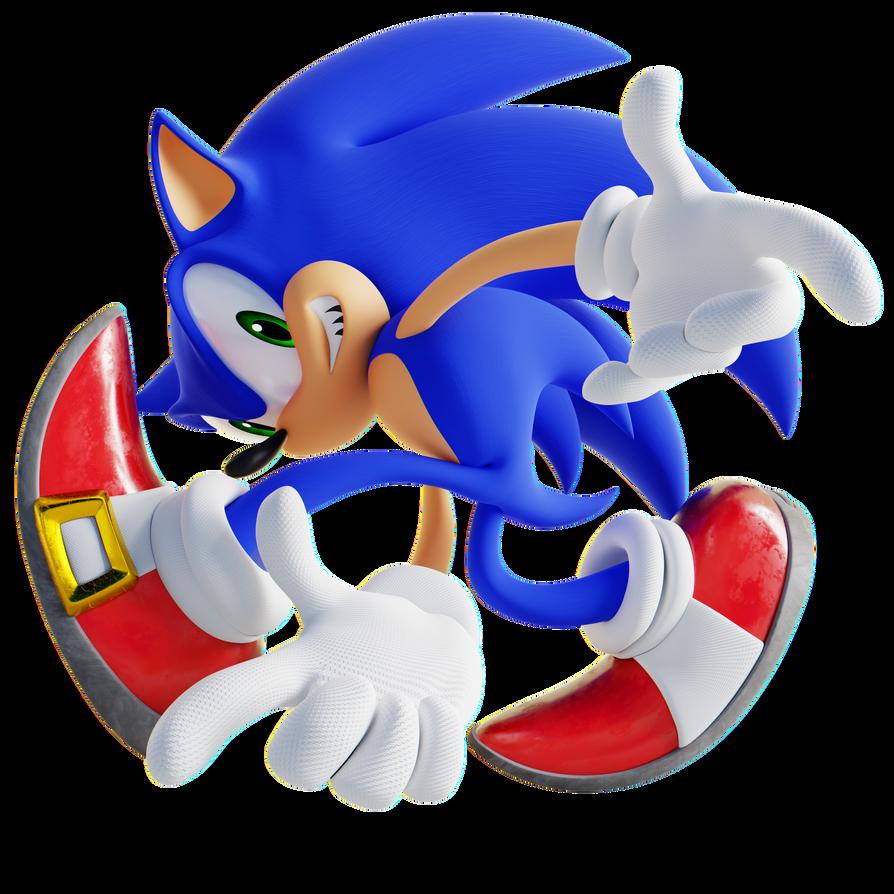 Sonic Adventure Pose 3d Remake Variant By Https Www Deviantart Com Geki696 On Deviantart Sonic Adventure Sonic Adventure Artwork