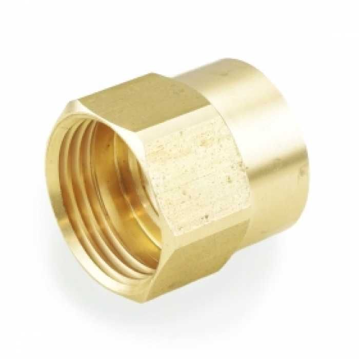3 4 Fgh X 1 2 Fip Brass Adapter Lead Free Thread Adapter Brass Pipes