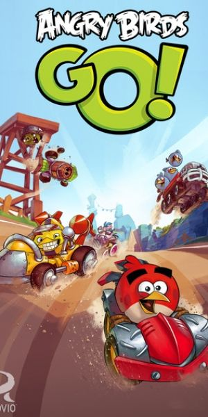 Angry Birds Go Tops 100 Million Downloads Adds Team Multiplayer