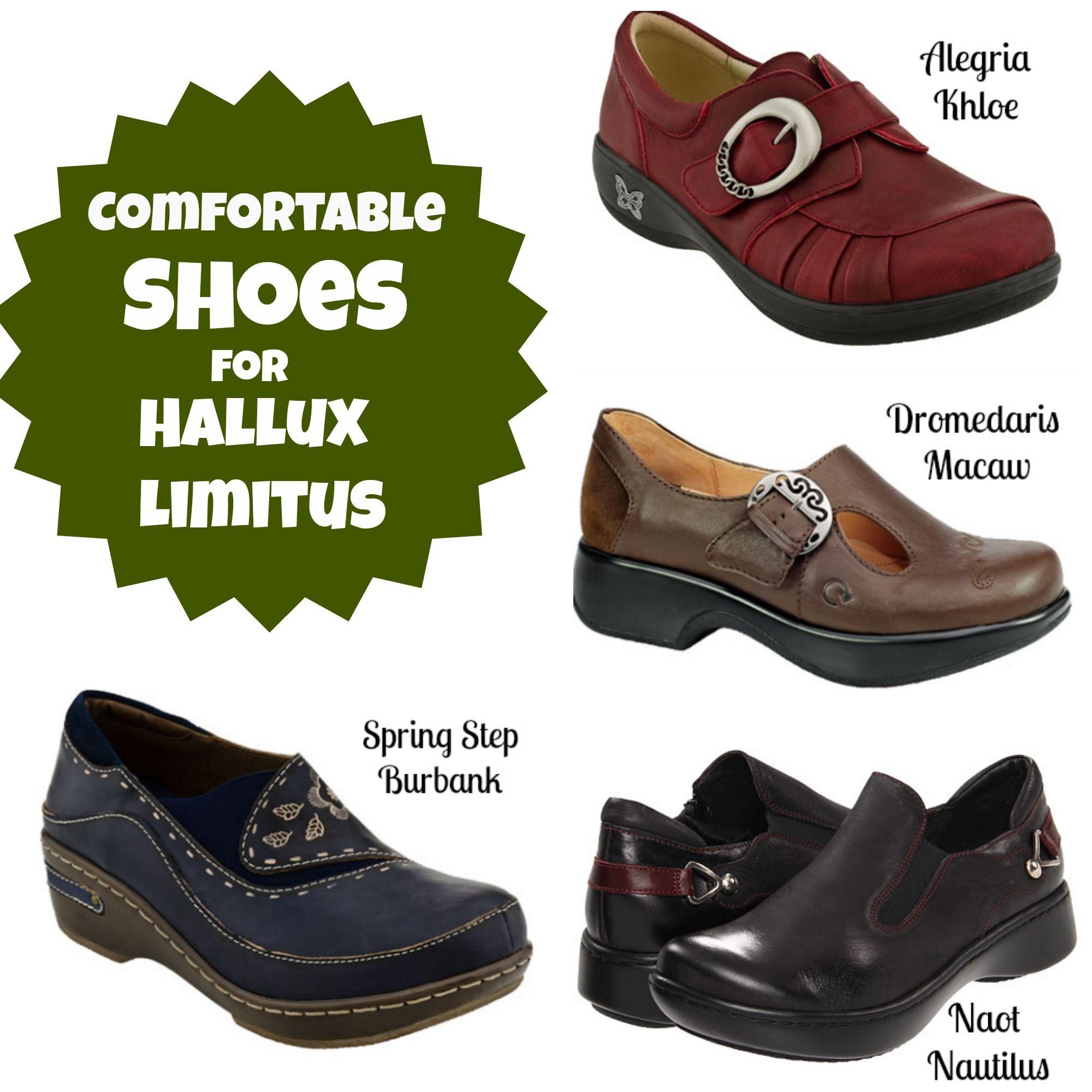 Hallux Rigidus Shoes (and Hallux Limitus) 5 Solid Options