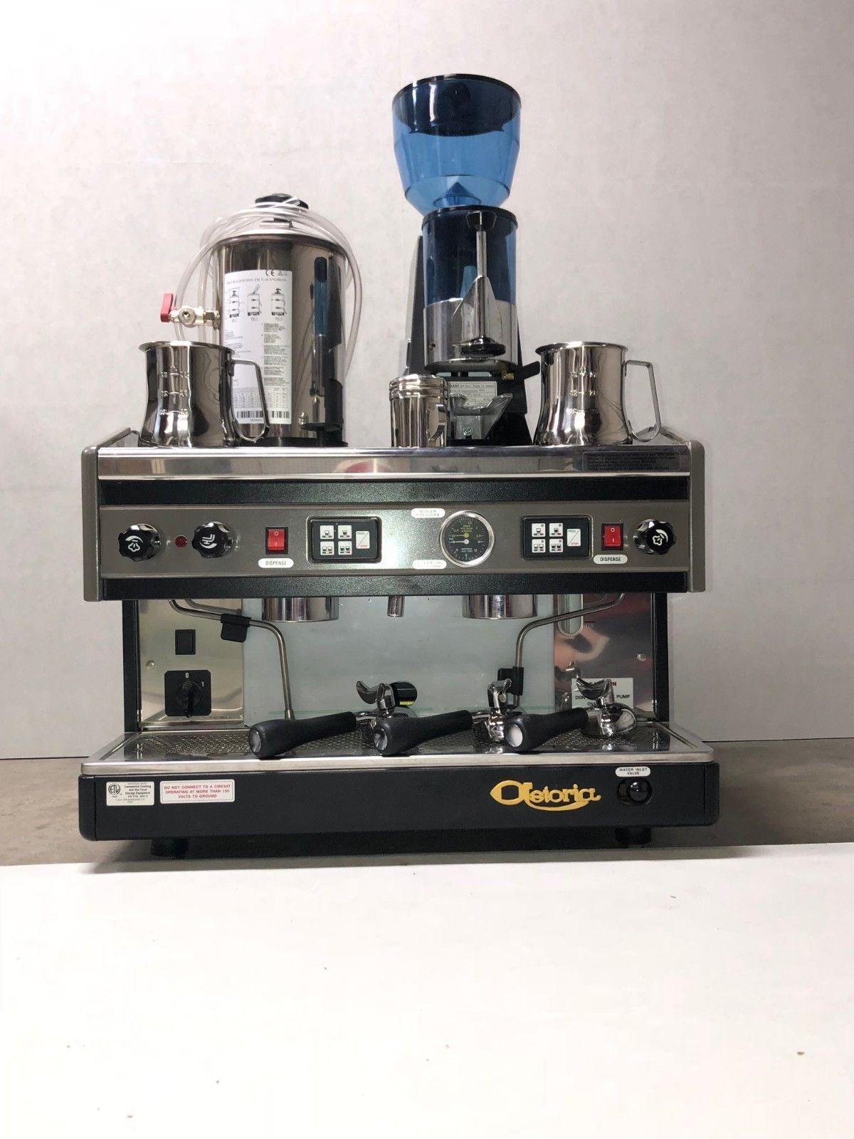Astoria SAE2N Dual Group Head Commercial Espresso Machine