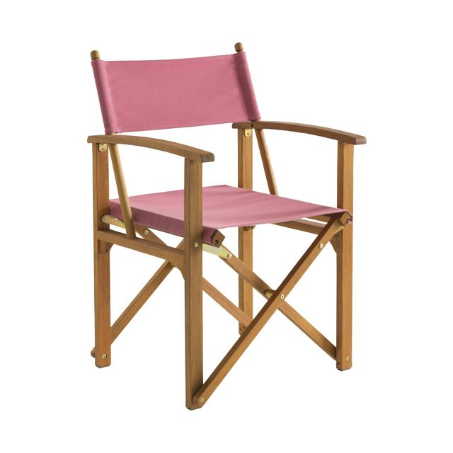 Chaise de jardin en bois régisseur Aland massai - CASTORAMA | salon ...