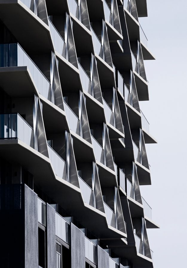 Clara Apartments South Yarra By Elenberg Fraser
