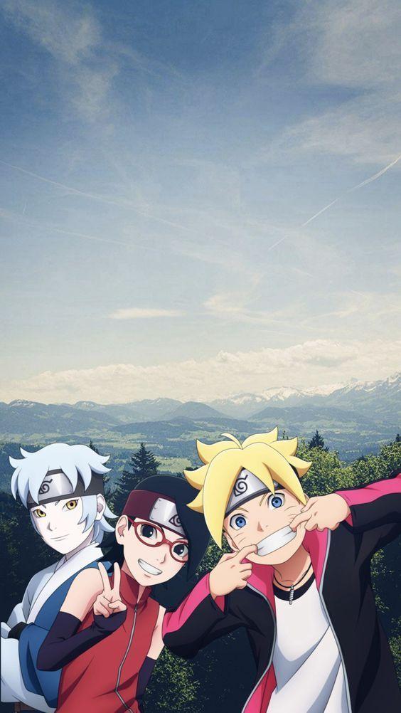 Boruto Naruto Next Generations Com Imagens Anime Naruto