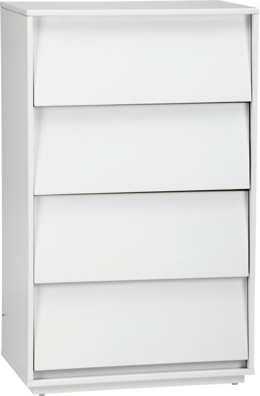 Best Cb2 Shake Tall Chest 30 Wx18 Dx48 75 H 599 Low Dresser 400 x 300
