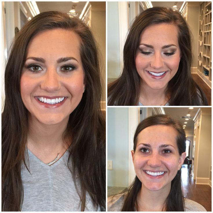 Photo of Bronze eye makeup. Jennifer Duvall, makeup artist at Athens GA, #Athen #Br …