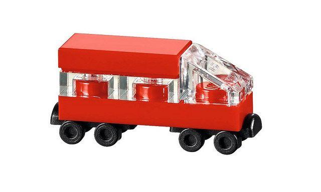 LEGO 40142 - Bricktober Train Station #LEGO #LEGOModular #Toysrus #Bricktober #Bricktober2015