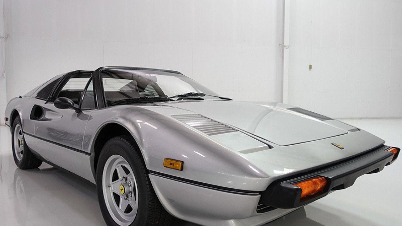 Ferrari 308 Gts For Sale >> 1981 Ferrari 308 Gts For Sale Near Saint Louis Missouri