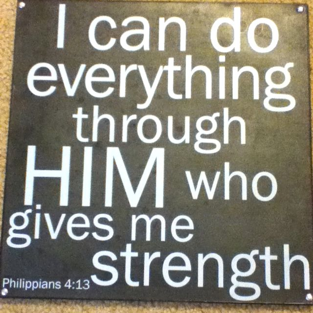 Quotes On Strength Bible: Bible Quotes About Inner Strength. QuotesGram