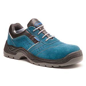 Zapato De Seguridad Mod Cóndor S1p Src 0 Metal Skarppa En Waterfire Zapatos De Seguridad Calzado De Seguridad Zapatos De Moda Masculina