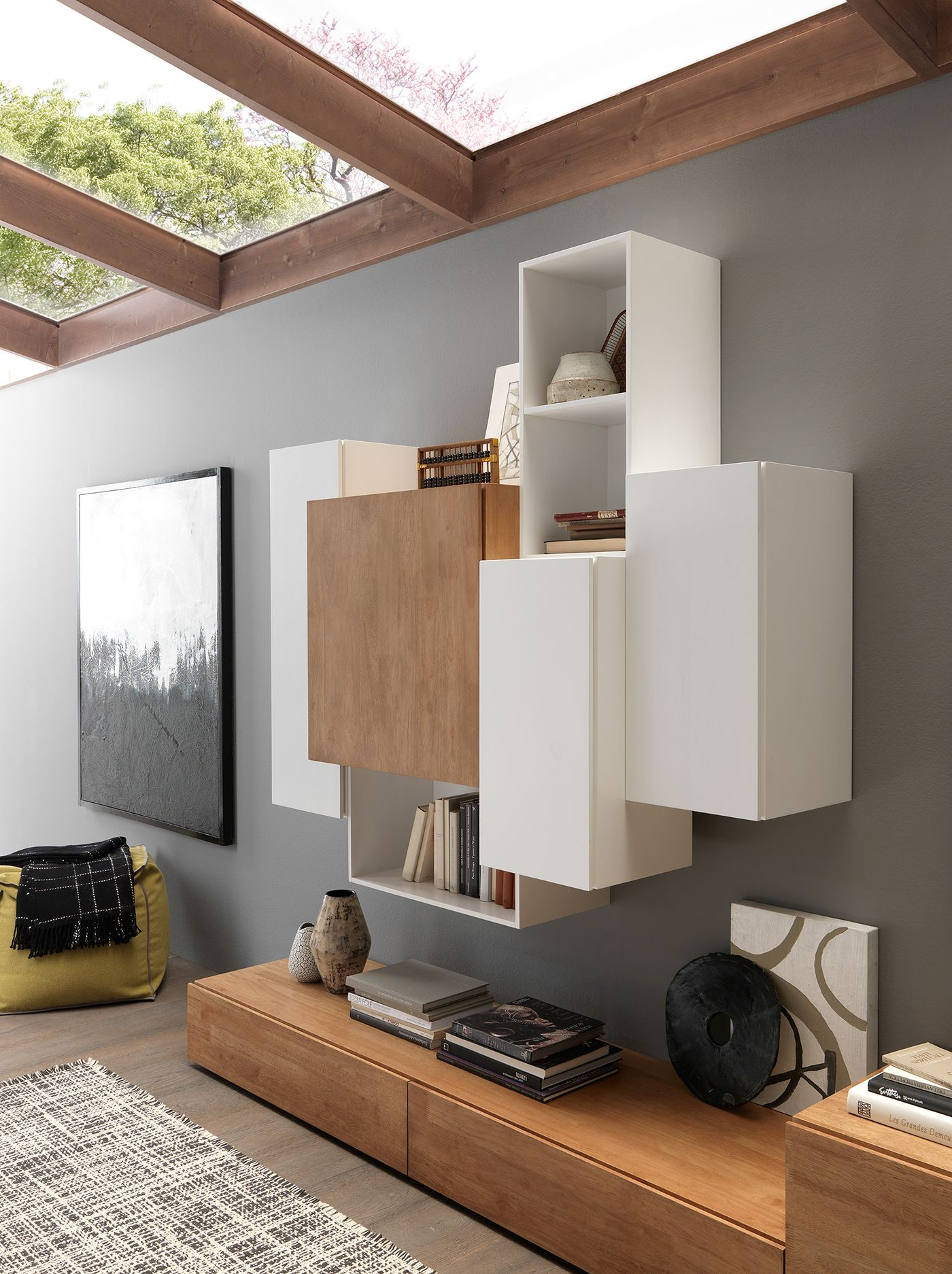 Tv Hall Cabinet Living Room Furniture Designs Wooden Tv: Solid Wood Is Still A Perfect Material For Furniture, Even