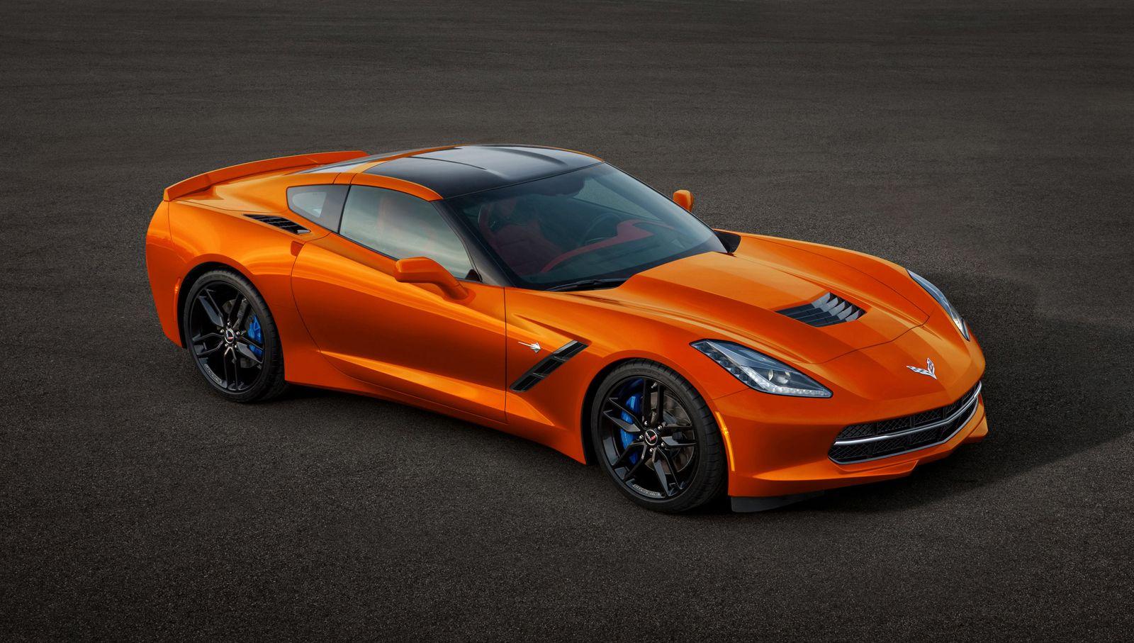 #2014 Chevrolet Corvette Stingray, #Merit Chevrolet