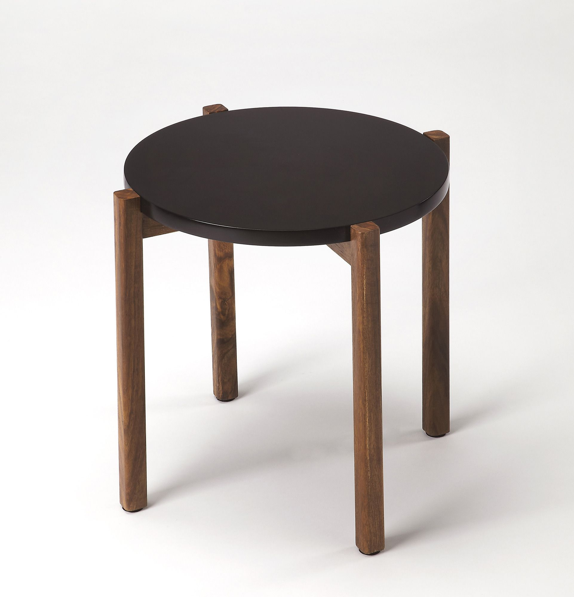 Del Mar Modern End Table In Oak | Butler Specialty Company Furniture | Home  Gallery Stores