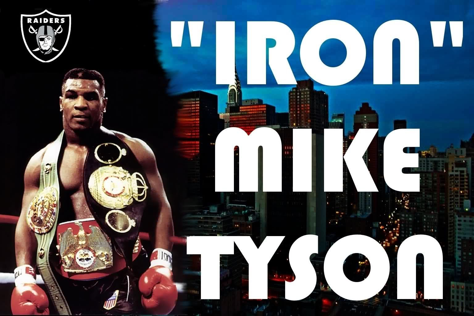 This Is Boxing Mike Tyson Sports Dark iPhone Wallpaper ...