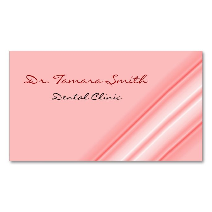 Dentist, Dental Office Business Card Template | Dentist ...