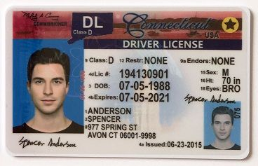 fake drivers license id
