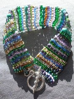 Another reason for bead stitching!