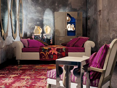 Lusso Mobili ~ Lando gingerbread collection by paola navone homeworlddesign 1