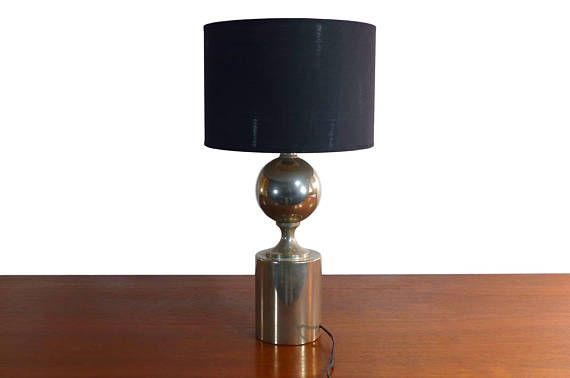Lampe De Table Barbier 1970 Barbier Table Lamp Lighting Lamp Table Lamp