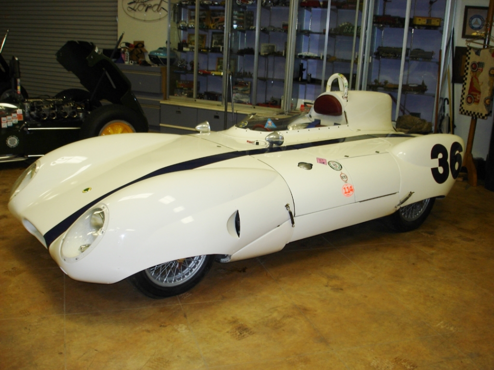 Hemmings Find of the Day – 1956 Lotus 11 | Lotus cars | Pinterest ...