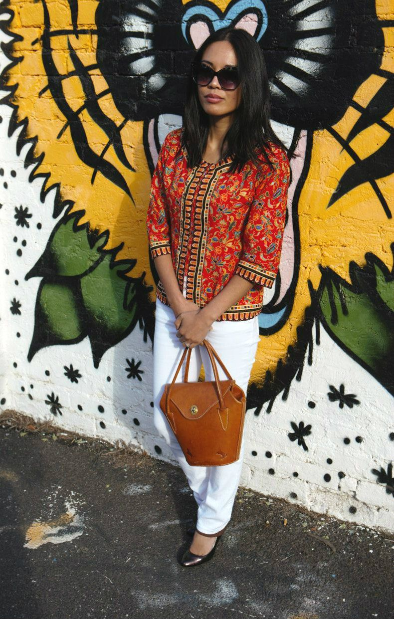 An Eco Fashionista - Eco Warrior Princess - Sustainable Fashion Blogger Jennifer Nini