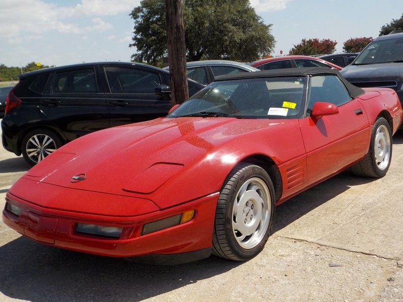 1991 Chevrolet Corvette 5750 Toyota for sale