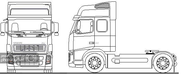 Pin De Edu Em Cars Caminhao De Madeira Caminhoes Volvo Volvo