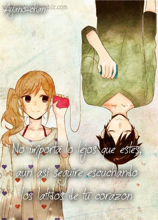 Horimiya Manga Amor