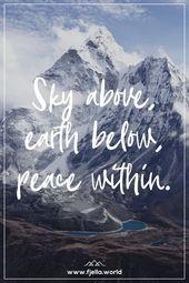 Aim High   Inspirational hiking and mountain dating quotes   Aim Bergzit #bergzit #dating #hiking #inspirational #mountain #quotes