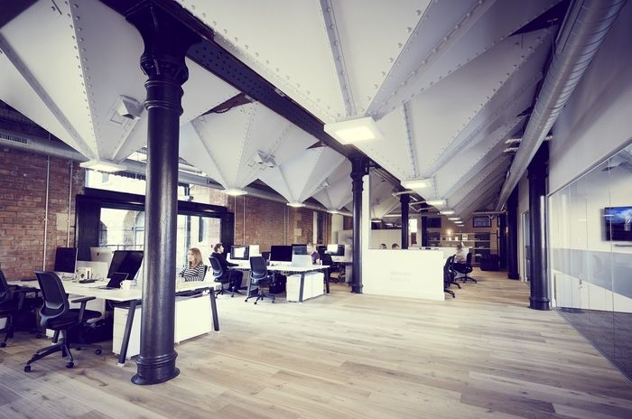Ovo Spaces Formerly Structural Interiors Designed The New Offices Of Branding And Design Agency We Are Located In Sheffield England
