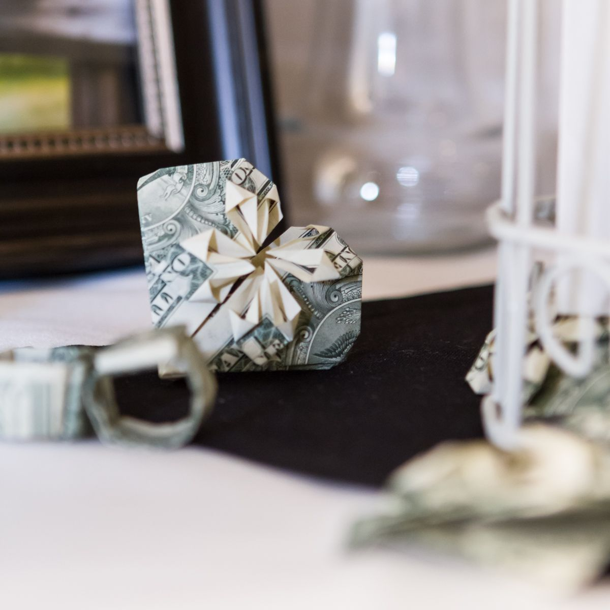 Money for the bride & groom...